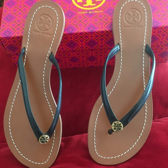 bee06dd793 Tory Burch Shoes | New Ladies Terra Thong Sandals | Poshmark